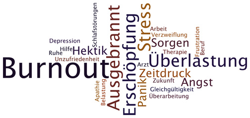 Tag Cloud Burnout